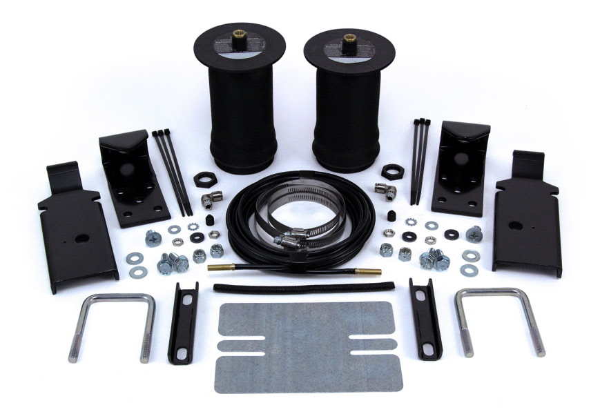 59530 Airlift 2000lb Rear RideControl Adjustable Air Spring Kit Fits Tundra
